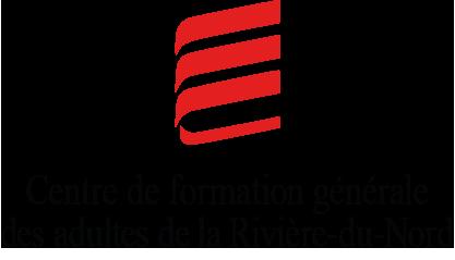 Logo du Centre de formation générale des adultes de la Rivière-du-Nord