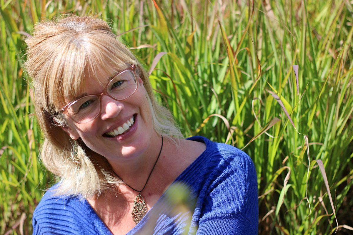 Hélène St-Pierre Conseillère en emploi au Carrefour Jeunesse-emploi Rivière-du-Nord
