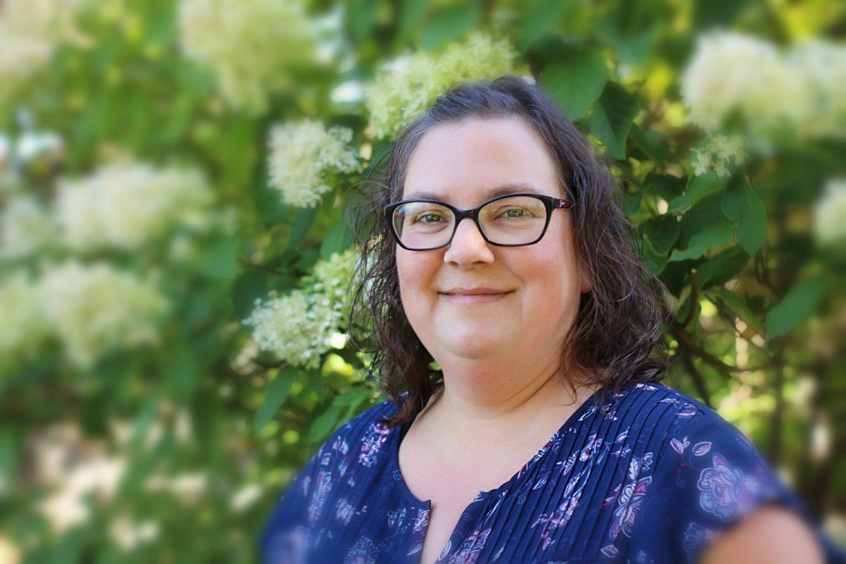Isabelle Michaud Conseillère en orientation au Carrefour Jeunesse-emploi Rivière-du-Nord