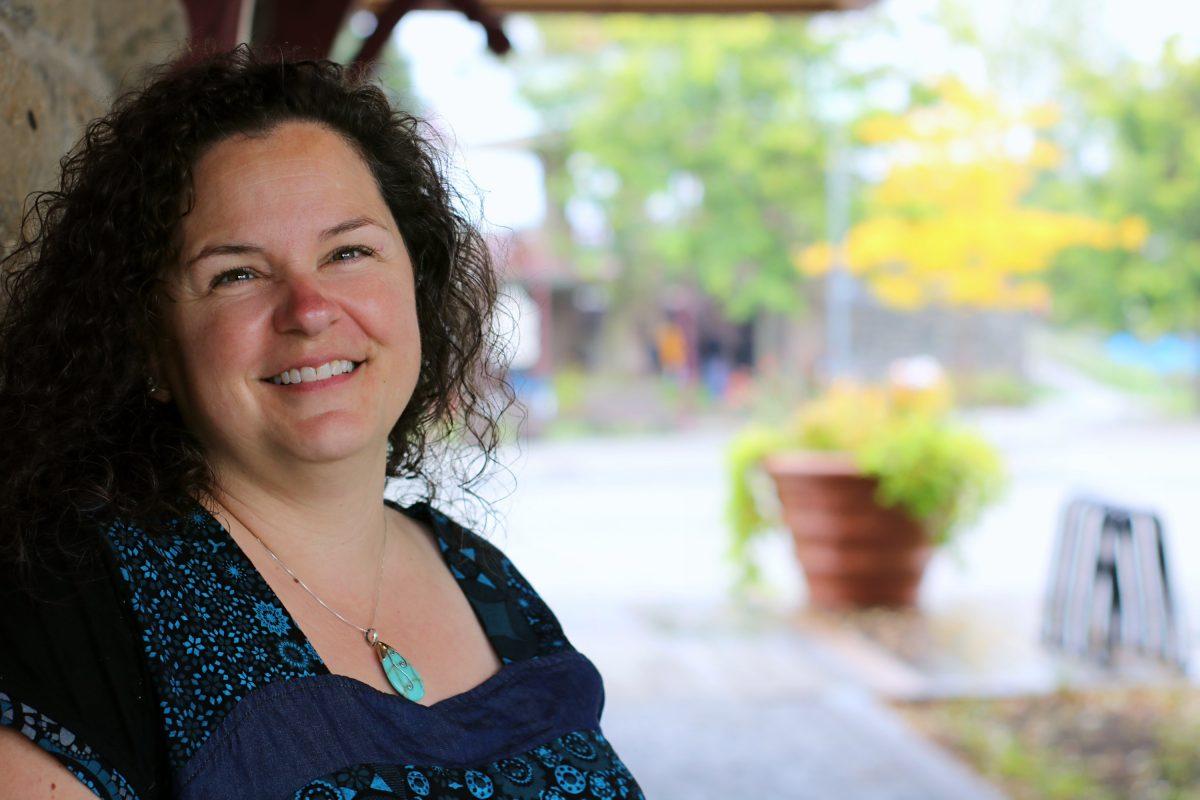 Lyne Lafrenière chargée de projets au Carrefour Jeunesse-emploi Rivière-du-Nord
