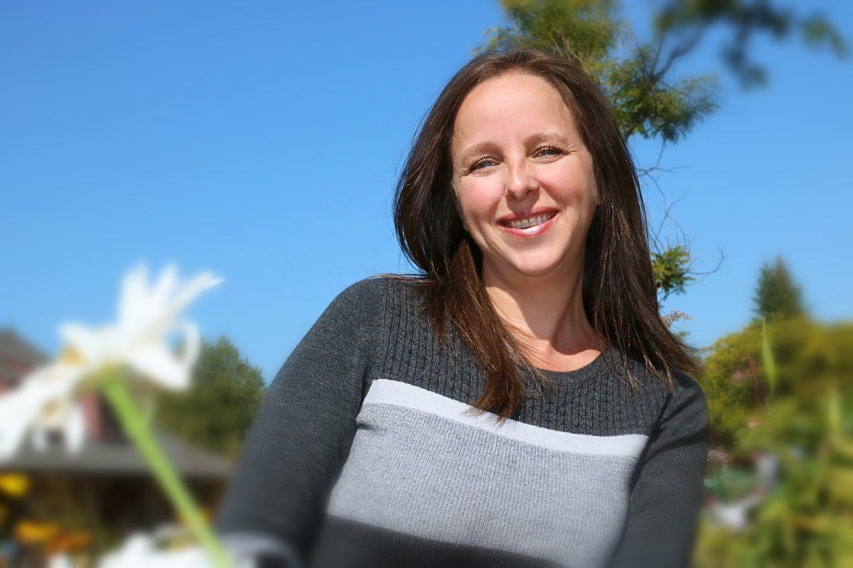 Marielle Bouton Agente à l'évaluation des besoins au Carrefour Jeunesse-emploi Rivière-du-Nord