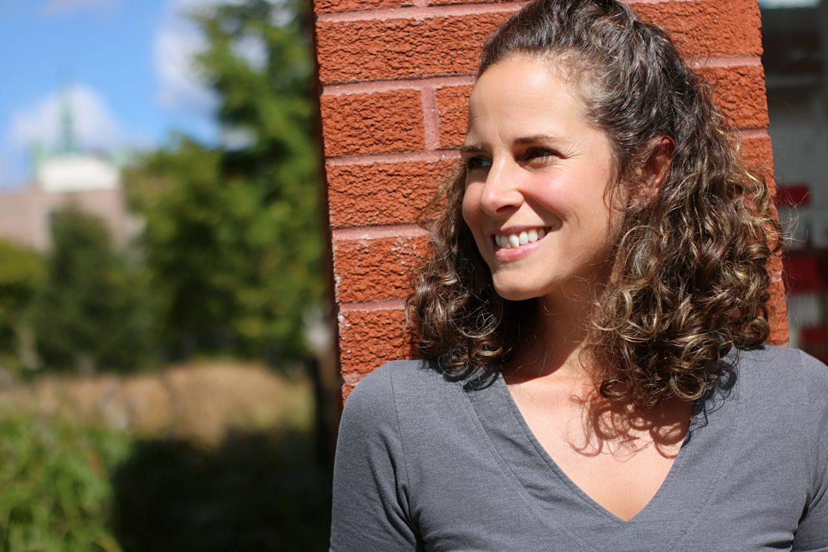 Mélanie Collin Intervenante au Carrefour Jeunesse-emploi Rivière-du-Nord